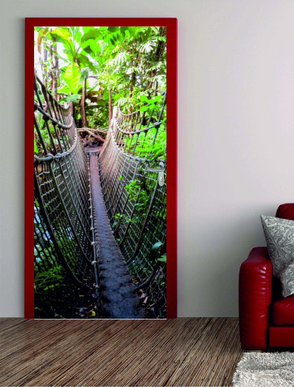 t rposter h ngebr cke t raufkleber t rfolie t rtapete. Black Bedroom Furniture Sets. Home Design Ideas